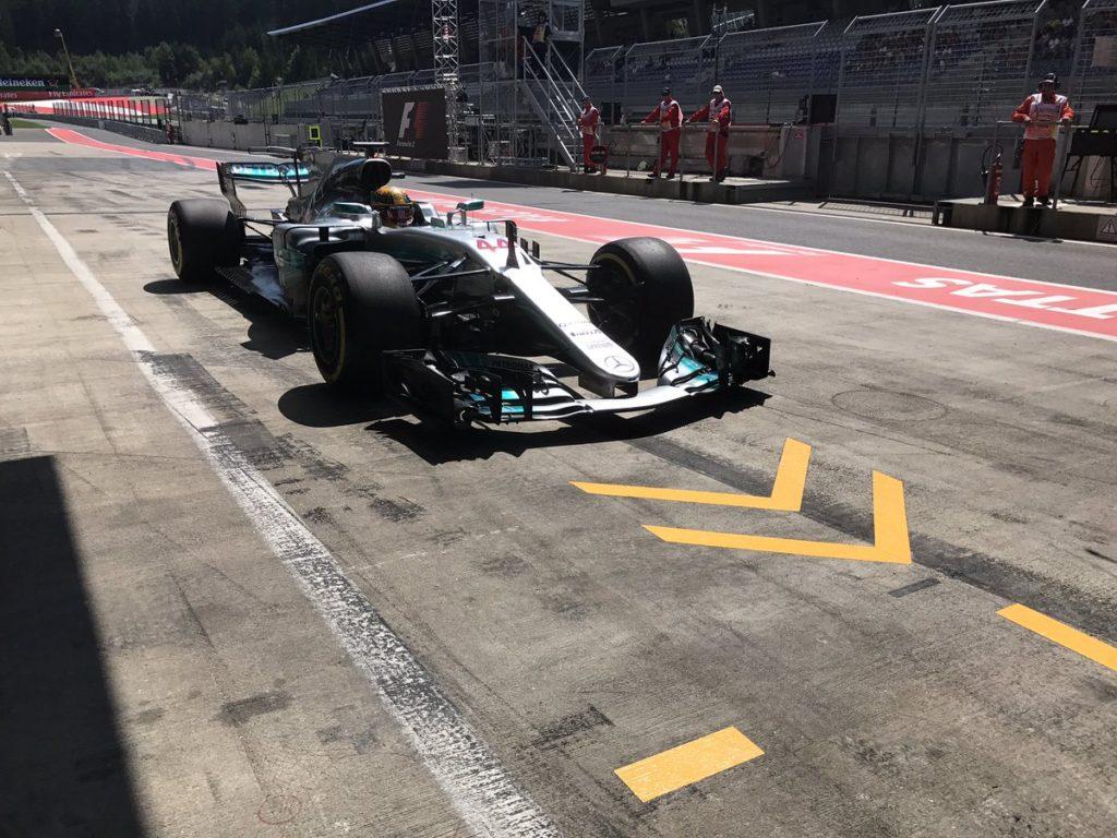 F1 GP Austria, Prove Libere 1: Hamilton davanti a Verstappen