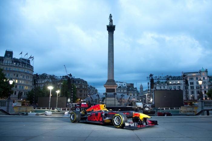 F1 Live London | La Formula Uno torna a Trafalgar Square [DIRETTA]