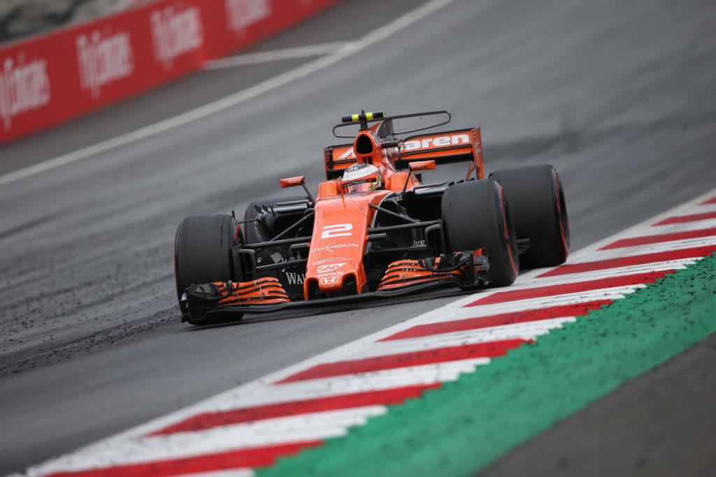 """F1   Vandoorne: """"In Austria abbiamo fatto un passo avanti"""""""