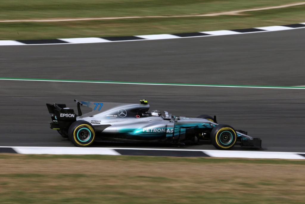 F1 GP Gran Bretagna, Prove Libere 2: Bottas conferma la leadership, ma il passo di Hamilton mette paura ai rivali