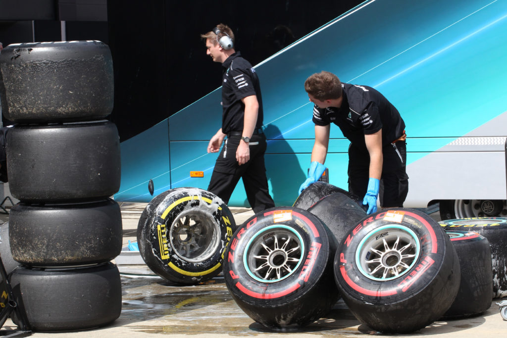 F1   Pirelli conferma le mescole per i GP di Brasile e Abu Dhabi