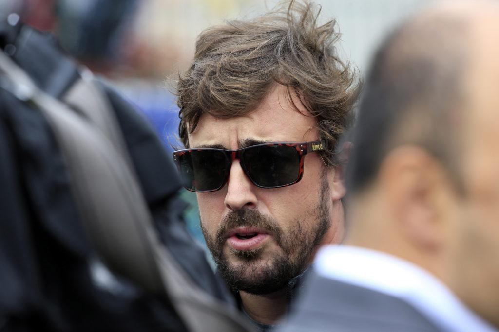 F1 | McLaren: Fernando Alonso potrebbe rimanere anche nel 2018