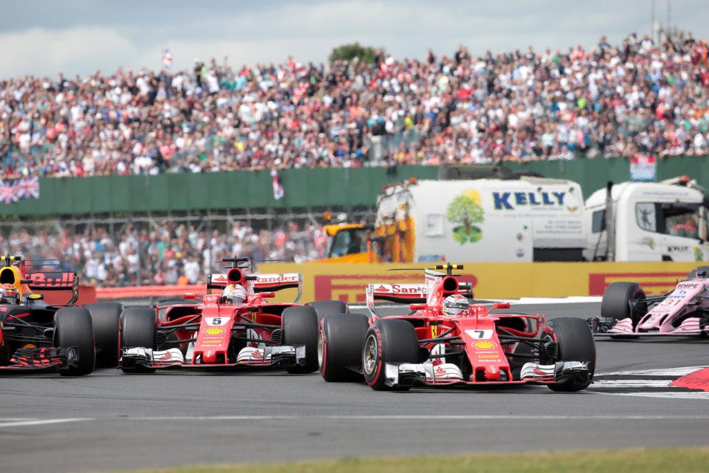 Pirelli: foratura lenta per Vettel nel Gp di Gran Bretagna