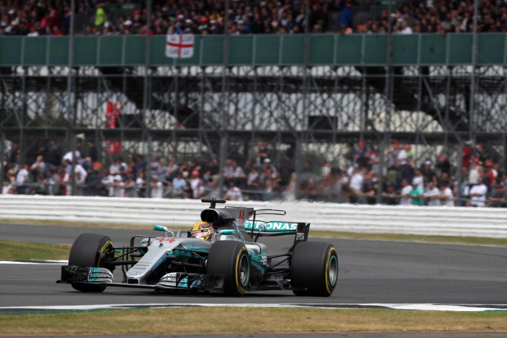 """F1   Mercedes, Hamilton: """"Fine settimana perfetto"""""""