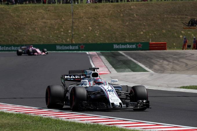 F1 | Williams eliminata in Q1 nelle qualifiche del GP d'Ungheria