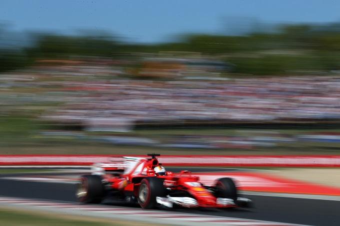F1 | GP Ungheria, la griglia di partenza