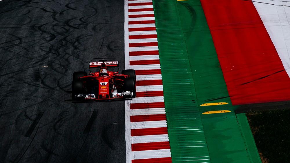F1 | Ferrari, prove di assetto a Spielberg
