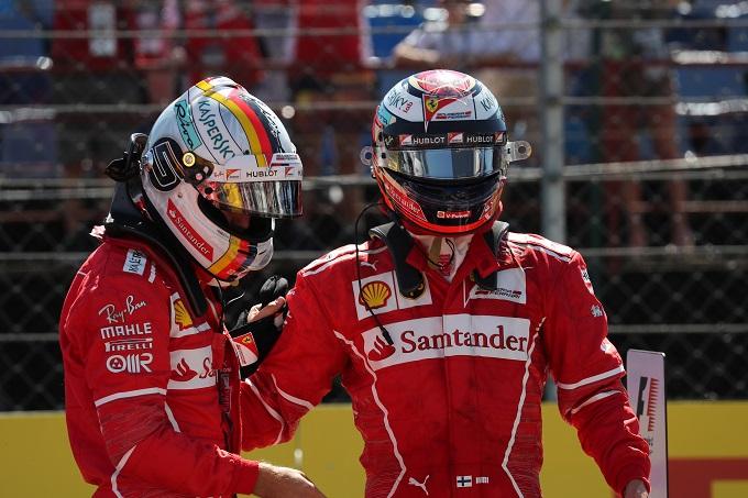 Formula 1 | Sebastian Vettel e Kimi Raikkonen verso il rinnovo con la Ferrari