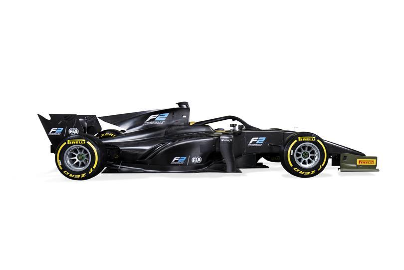 F2 | Svelata a Monza la nuova vettura per la stagione 2018