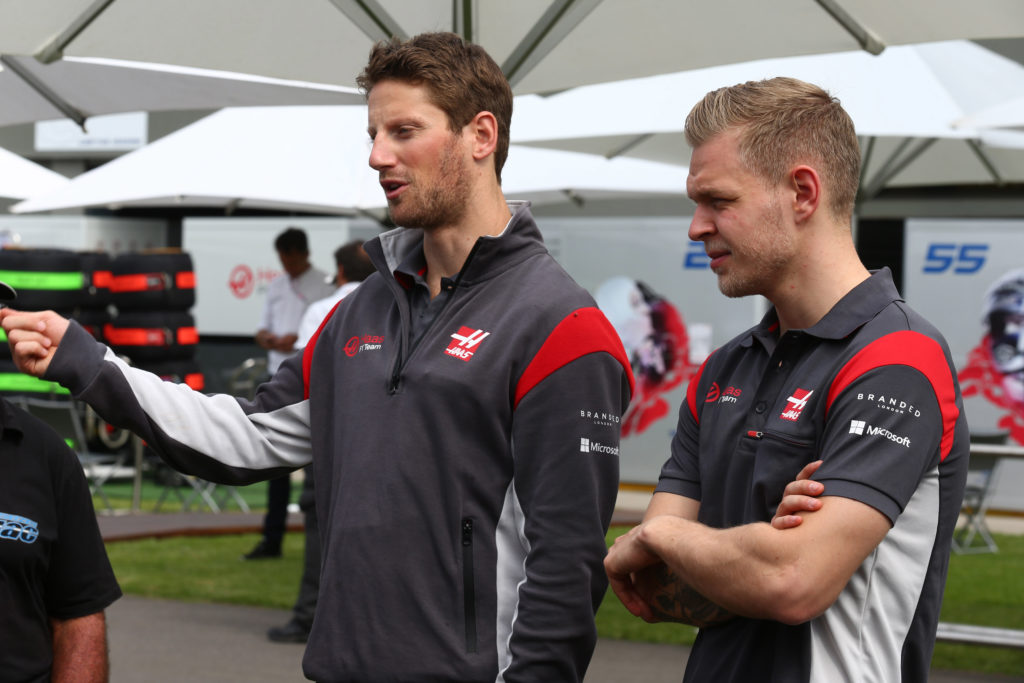 """F1   Haas, Steiner: """"Siamo contenti dei nostri piloti"""""""