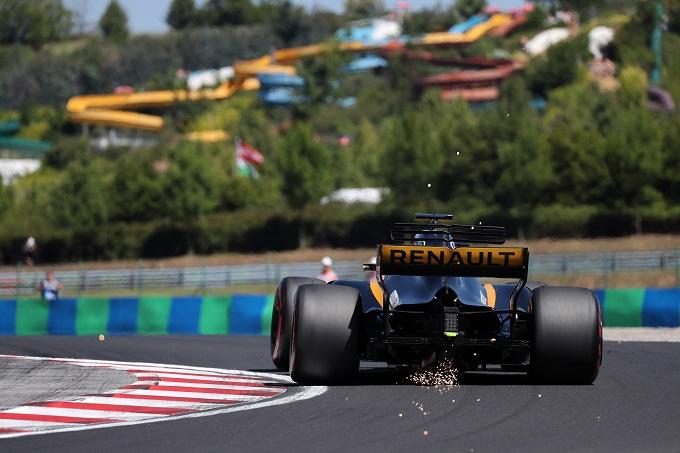 F1 | Renault, aggiornamenti al motore previsti per Spa e Monza