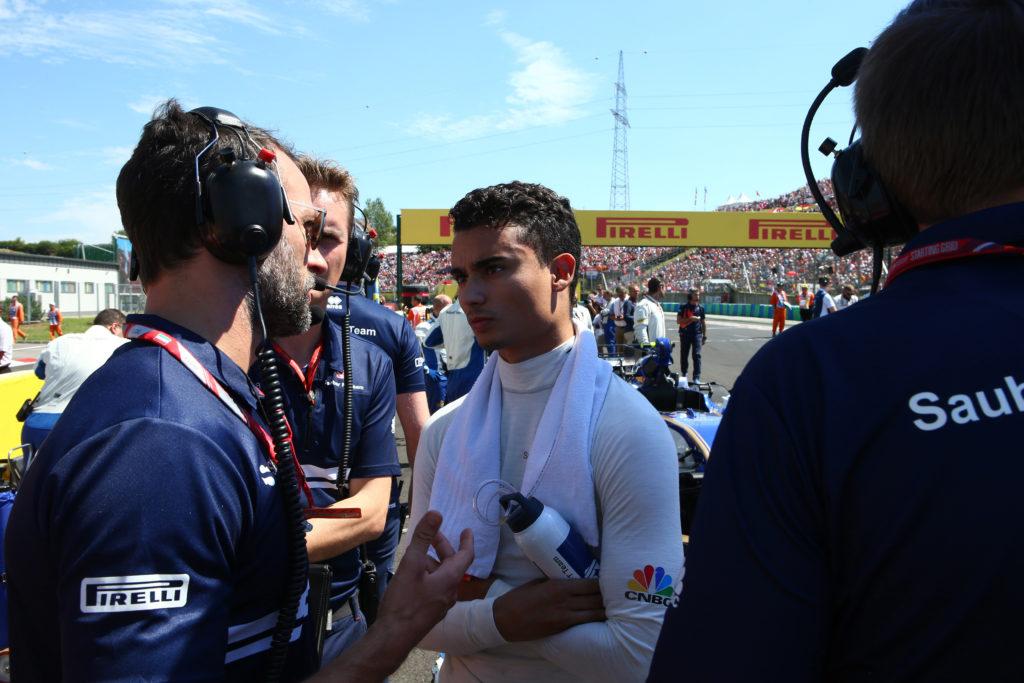 """F1   Sauber, Wehrlein sulla Formula E: """"Categoria interessante, ma preferisco la Formula Uno"""""""