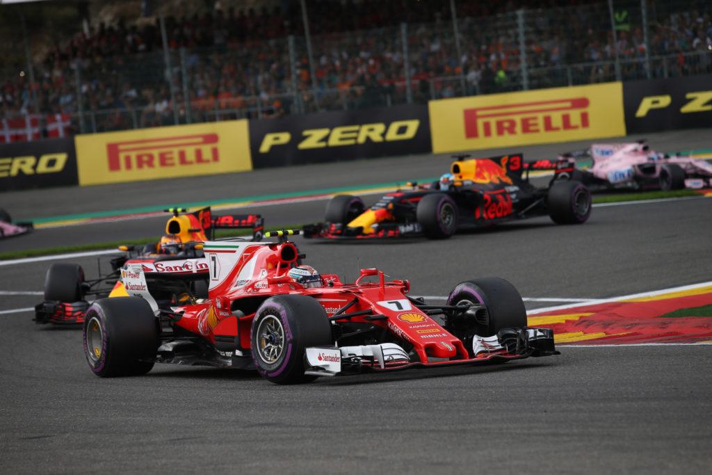 """F1   Salo analizza la penalizzazione a Raikkonen: """"Kimi non ha alzato il piede"""""""