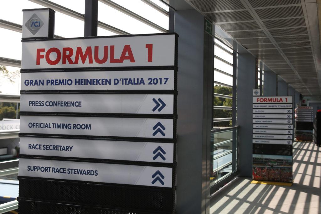F1 | Gli orari del Gran Premio d'Italia su Sky Sport F1 HD