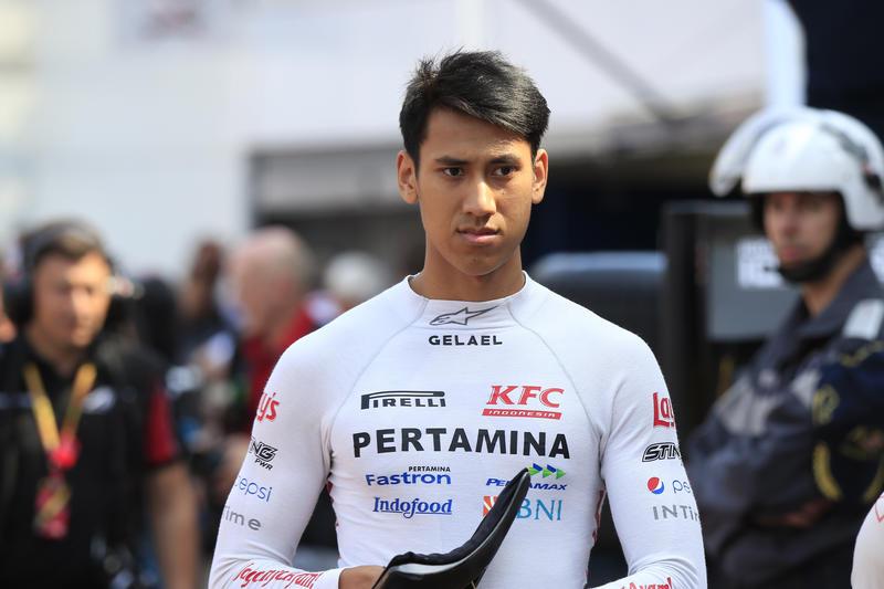 F1 | Toro Rosso, Gelael confermato per disputare le PL1