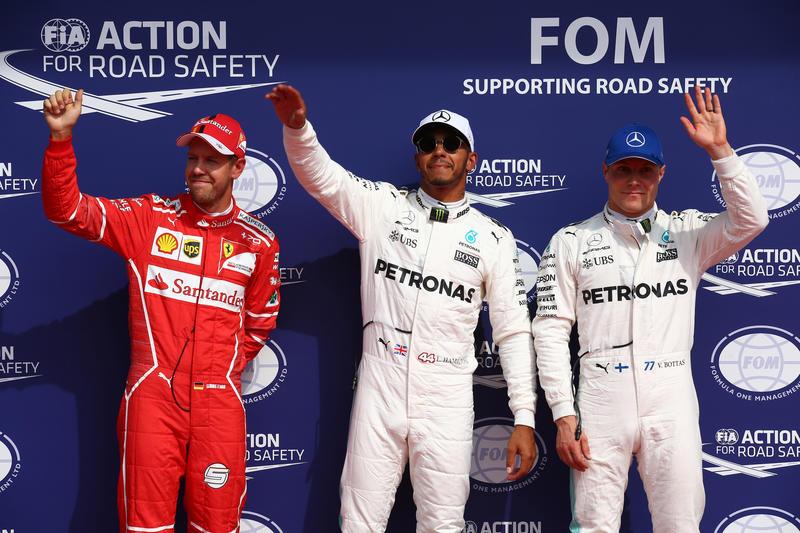 F1   Gran Premio del Belgio, la griglia di partenza
