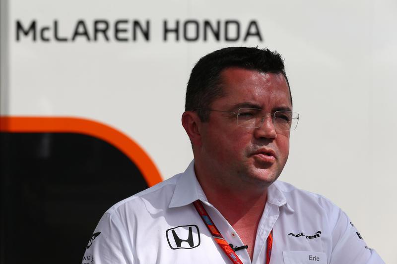 """F1   McLaren, Boullier: """"A Monza sarà dura, ma faremo il possibile"""""""