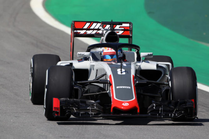 F1 | Haas vuole discutere con Grosjean su Halo