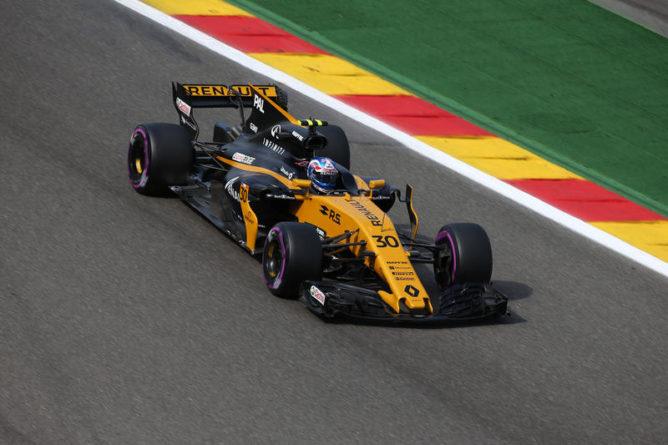 """F1   Palmer: """"Alonso meritava una penalità"""""""