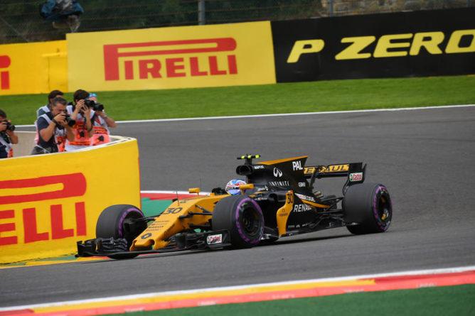 """F1   Renault, Palmer: """"Spero di concludere in zona punti"""""""