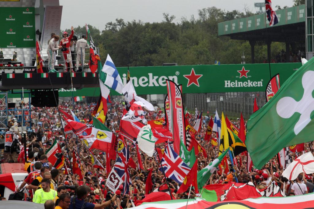 F1 | Il programma ufficiale del Monza GP