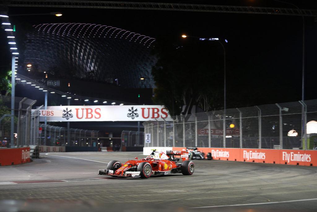 F1 | Ferrari e Red Bull con più ultrasoft a Singapore