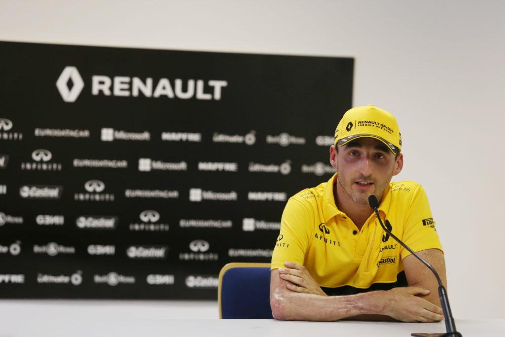 """F1   Kubica a Sky: """"Spero di avere un'altra possibilità"""""""