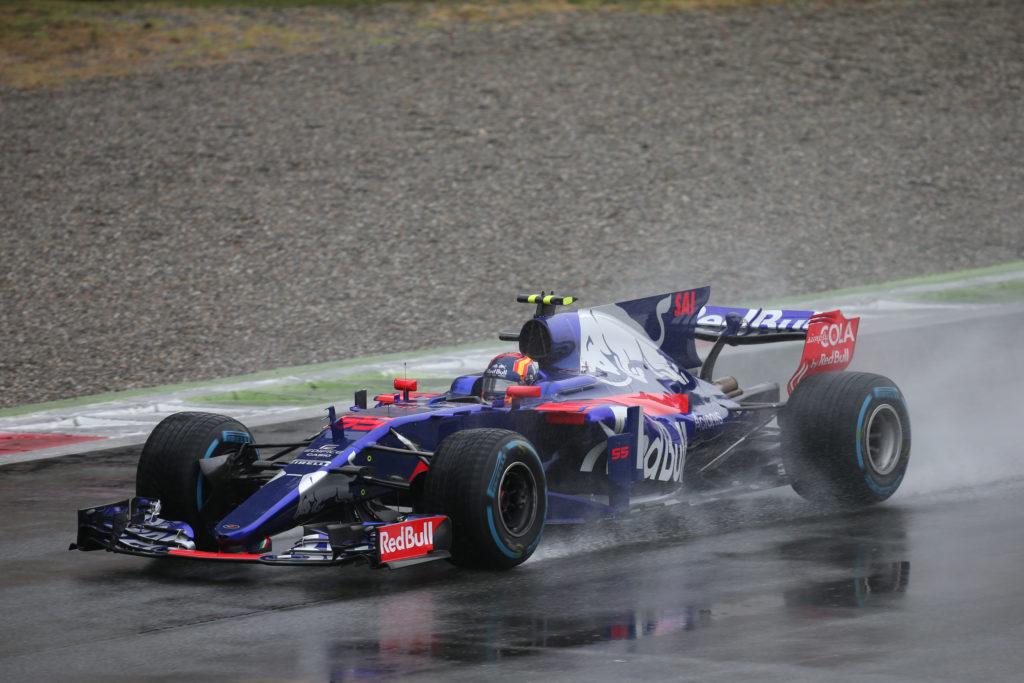 """F1   Toro Rosso, Kvyat: """"Abbiamo lottato con il bilanciamento"""""""