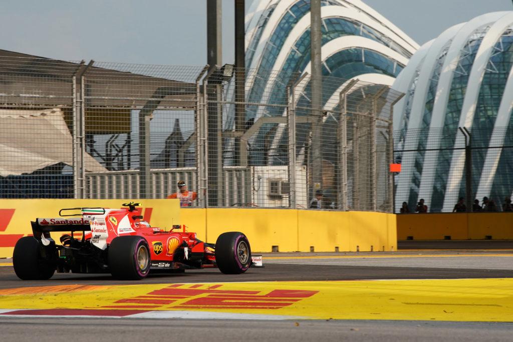 Formula 1 | Gran Premio di Singapore – Primi giri a Marina Bay