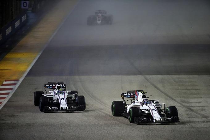 F1 | GP Singapore, la Williams marca punti con Lance Stroll