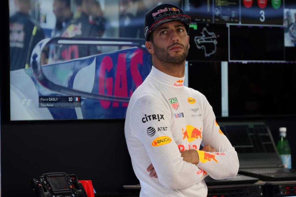 """F1   Red Bull, Ricciardo: """"Presto per parlare di un futuro con Aston Martin"""""""