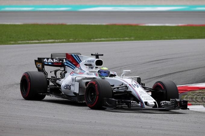 F1 | GP Malesia, Williams esclusa dalla Q3
