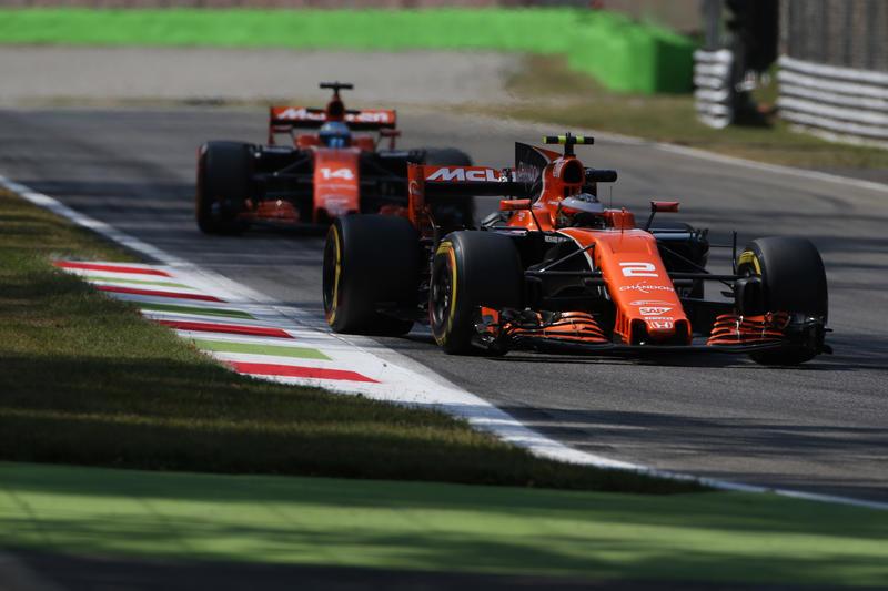 F1 | McLaren, Alonso e Vandoorne sorpresi dal venerdì di Monza