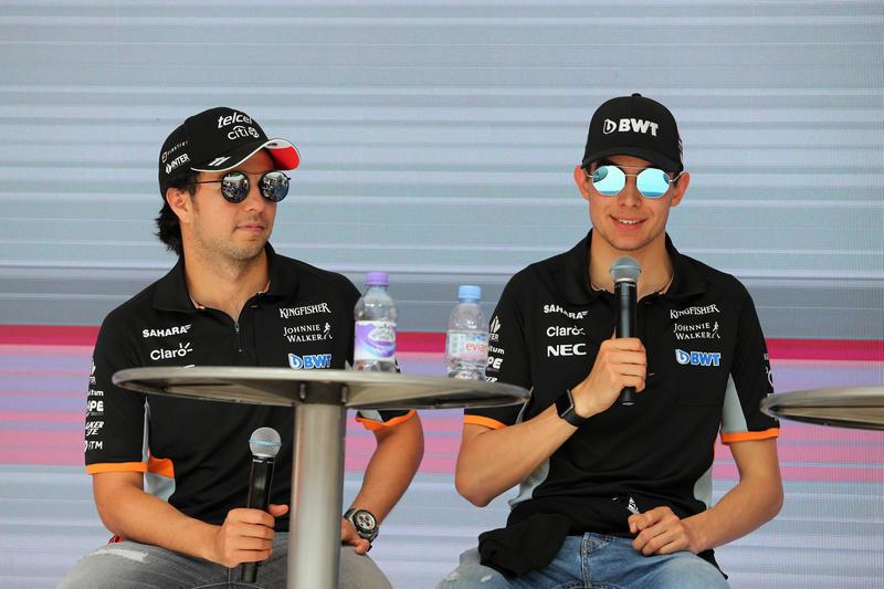"F1 | Force India, Perez: ""Sempre a punti a Singapore, amo i circuiti stradali"""