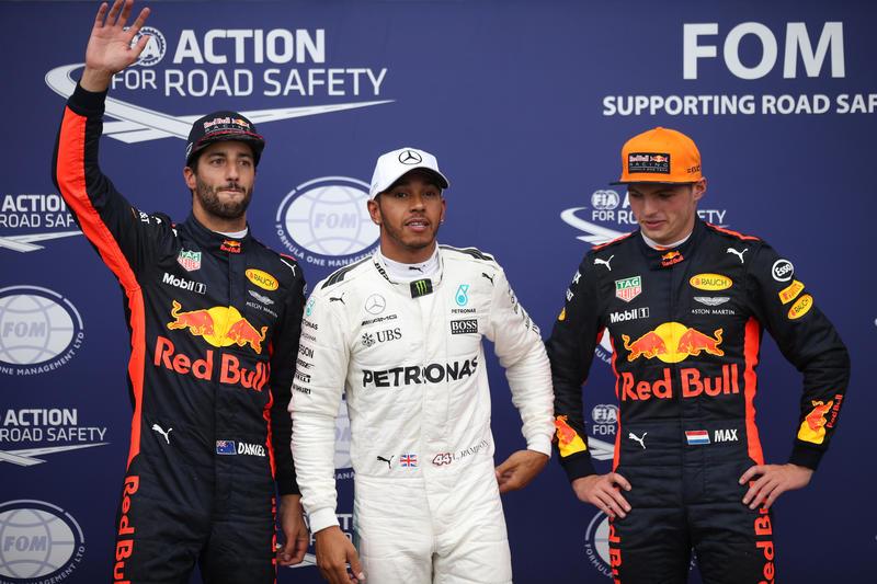 F1   Gran Premio d'Italia, Monza: la griglia di partenza