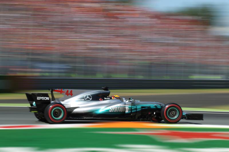 F1 GP Italia: Imprendibile Hamilton, doppietta Mercedes
