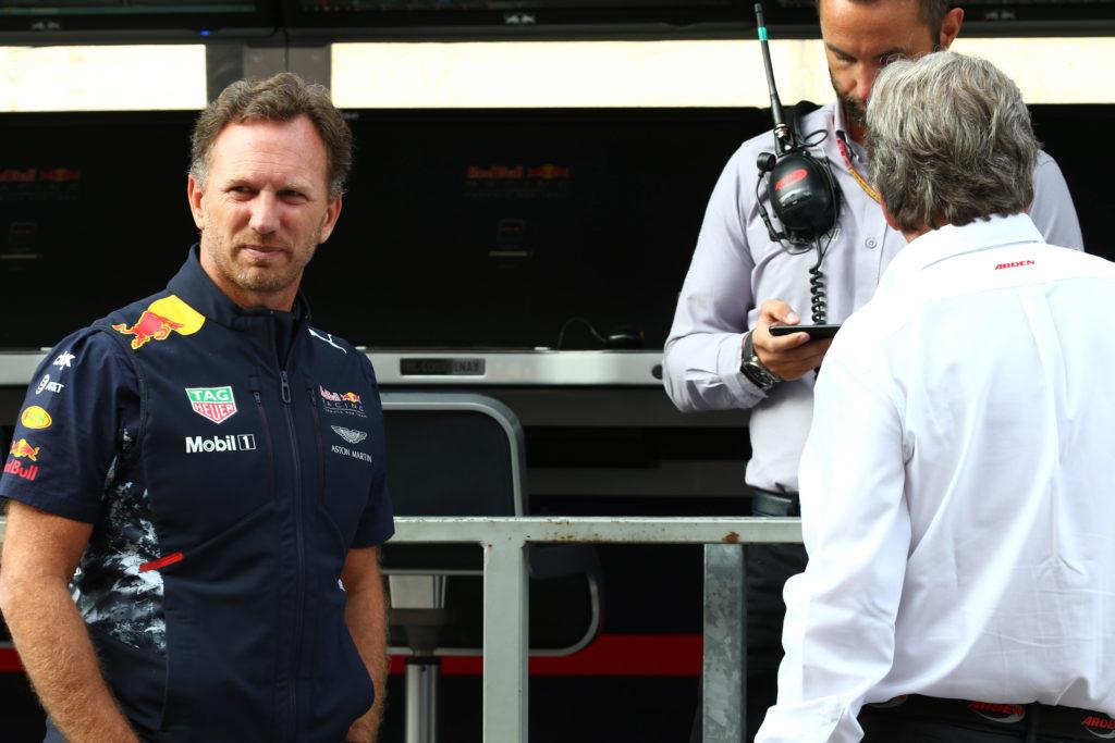 """F1   Horner: """"Ci aspettano tante penalità"""""""
