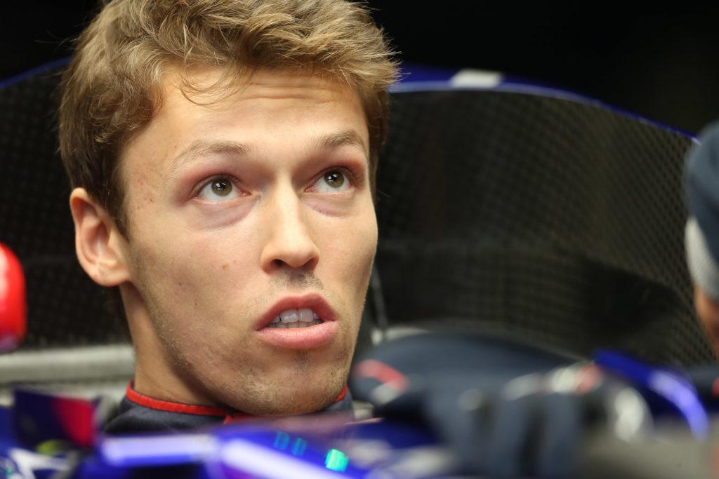 F1   Kvyat preoccupato dal ritmo della McLaren visto a Monza