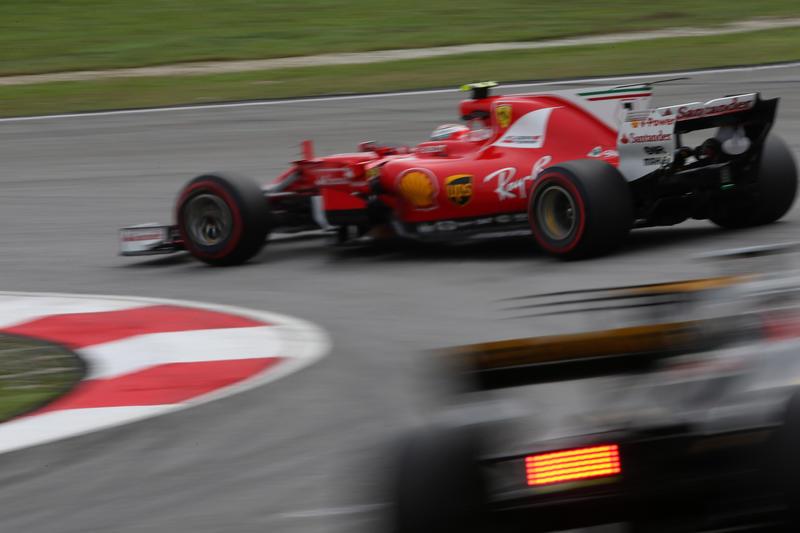 F1 GP Malesia, Prove Libere 3: Raikkonen velocissimo, seguito da Vettel
