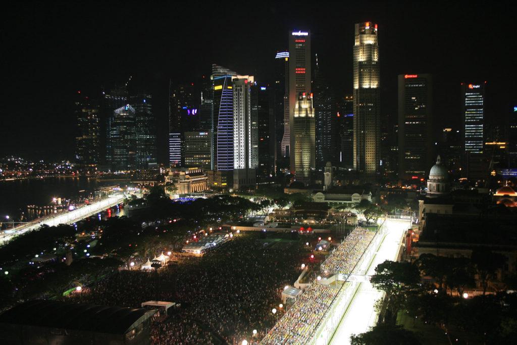 F1   GP Singapore, biglietti già scontati per l'edizione 2018
