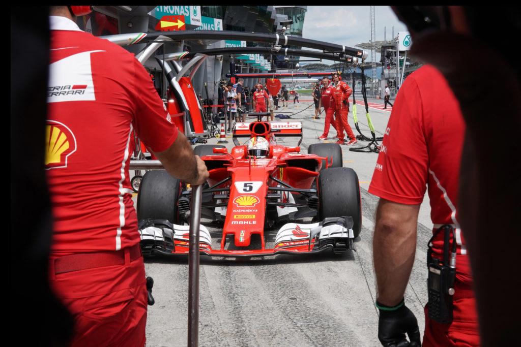 """F1   Colpo di scena, Vettel partirà ultimo: """"Sono sicuro riusciremo a risolvere il problema"""""""
