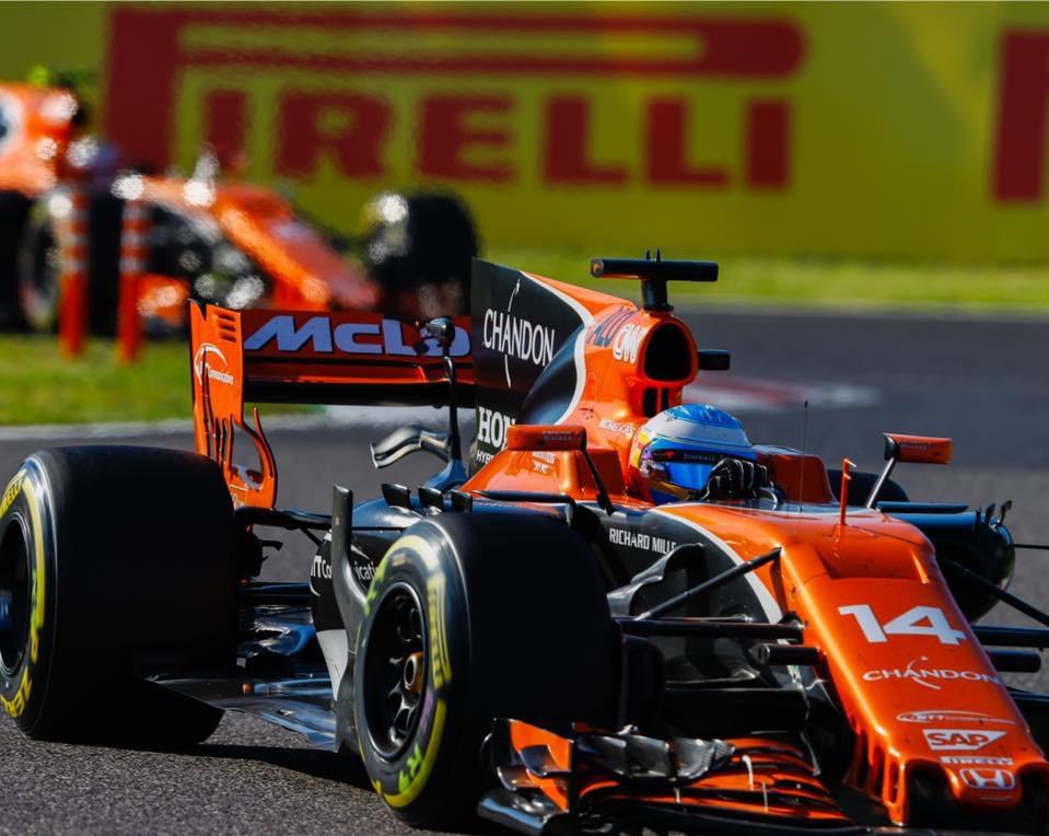 F1   McLaren conferma il rinnovo di Fernando Alonso per il 2018