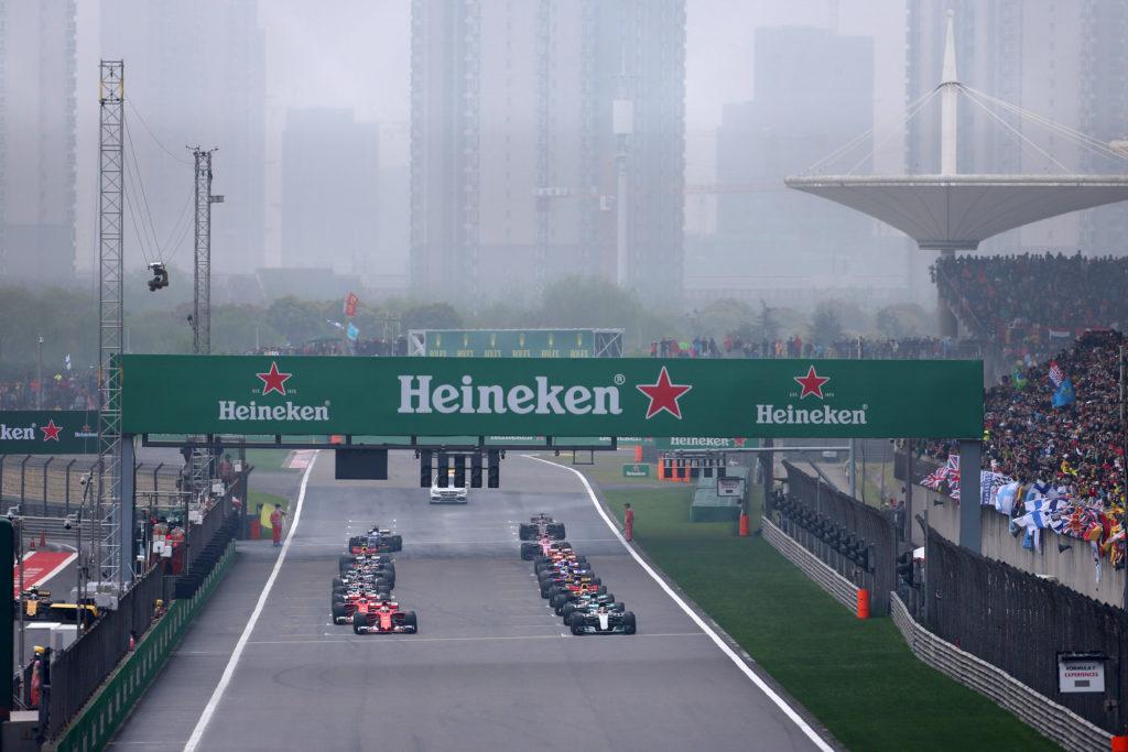 Formula 1 | Liberty Media pensa ad una seconda gara in Cina per aumentare gli impegni in Asia