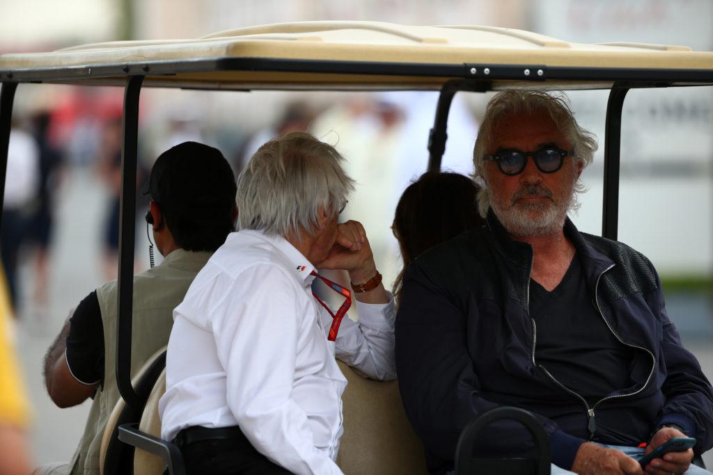 """F1   Briatore: """"Difficile conquistare il titolo costruttori con Kimi Raikkonen"""""""