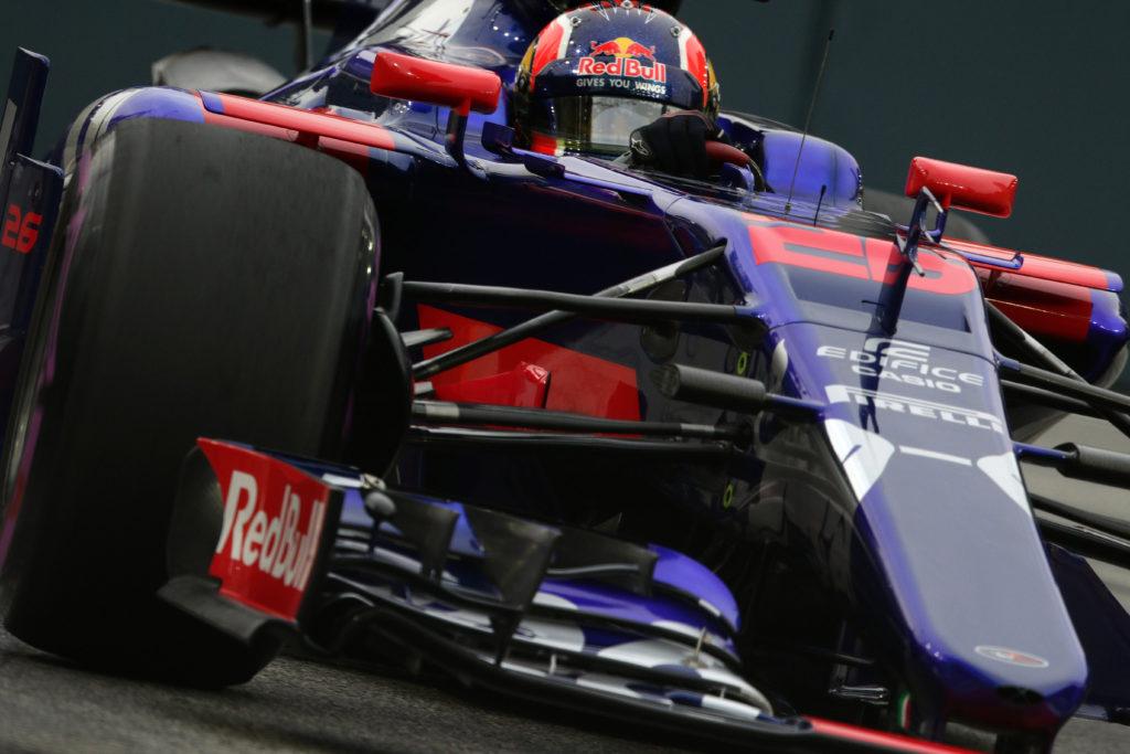 F1 | Kvyat torna in Toro Rosso a partire dal GP degli USA
