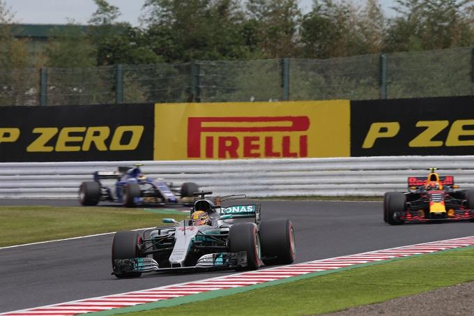 F1 | GP Giappone, la griglia di partenza
