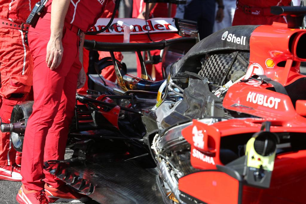 """F1   Ferrari, Marchionne: """"Possiamo ancora giocarcela con Mercedes"""""""
