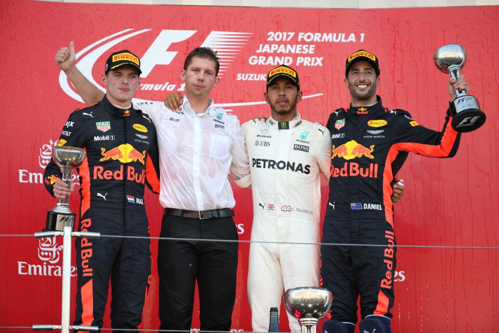 Pagelle GP Giappone – Tutto facile per Hamilton, il duo Red Bull convince…