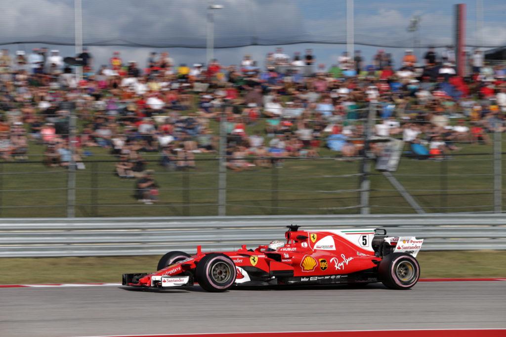 F1 | Gran Premio degli Stati Uniti – Prima fila per la Scuderia Ferrari