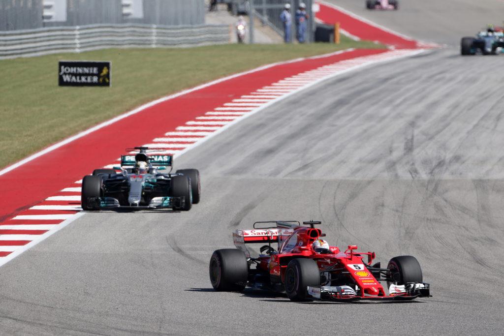 F1 | Doppio podio per la Scuderia Ferrari negli Stati Uniti